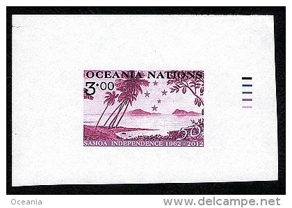 Oceania Nations 2012 Rejected Stars Design - Nieuw-Zeeland