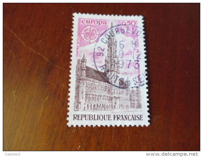 Promotion Du Mois TIMBRE OBLITERE YVERT N° 1752 - Frankreich