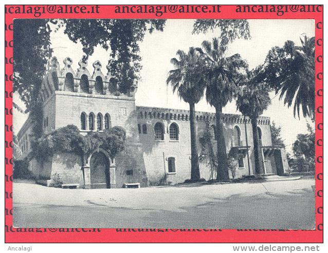 ABRUZZO-GIULIANOVA LIDO (TE) - 0131 Casa Maria Immacolata, Cartolina Viaggiata Nel 1964 - Italia