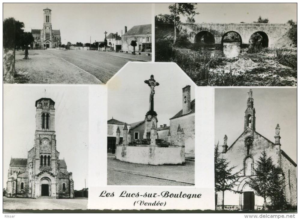 LES LUCS SUR BOULOGNE(VENDEE) - Les Lucs Sur Boulogne