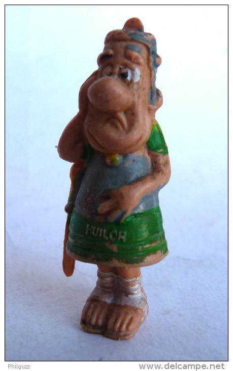 FIGURINE ASTERIX PUBLICITAIRE HUILOR LEGIONNAIRE ROMAIN PLUTOQUEPREVUS  1967 (1) - Asterix & Obelix