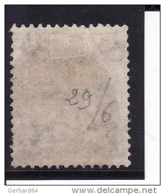 Grande Bretagne - N° 29 (Yvert Et Tellier) Oblitéré - Planche 6 - 1840-1901 (Victoria)