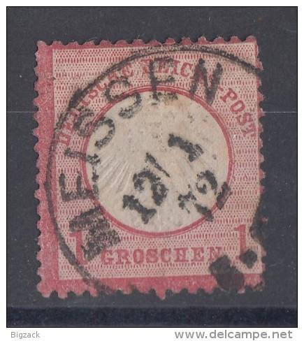 DR Minr.4 Gestempelt Meissen 12.1.72 - Deutschland