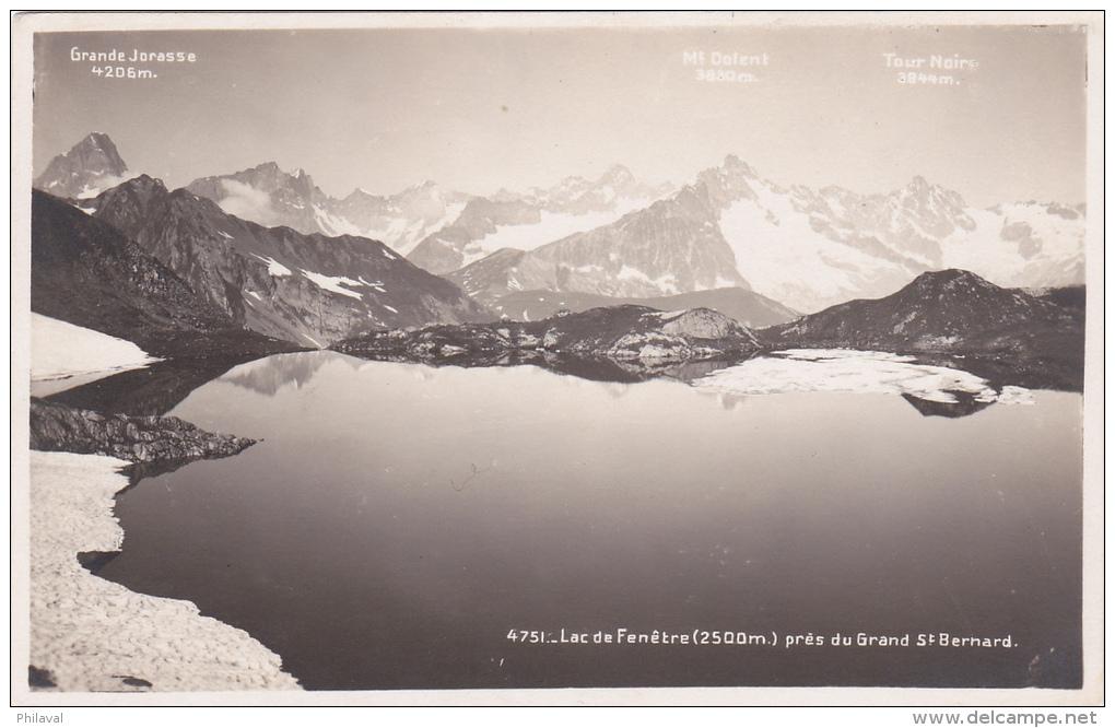 Lac De Fenêtre - VS Valais
