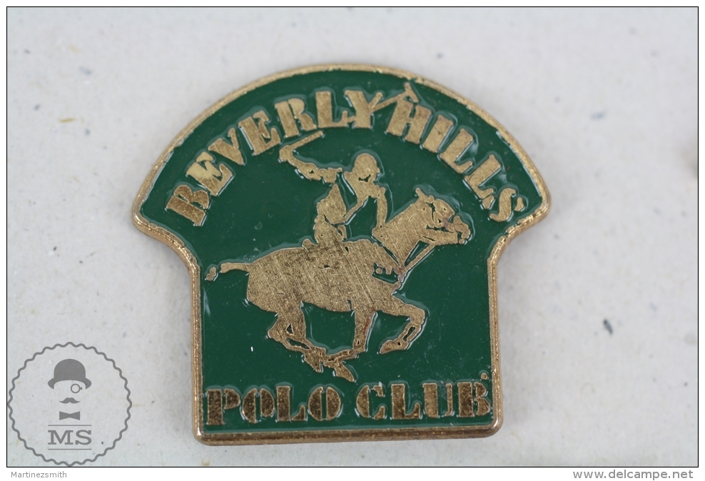 Beverly Hills Polo Club - Pin Badge #PLS - Pin