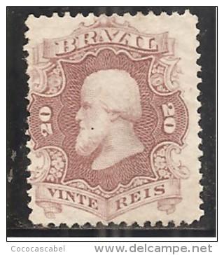 Brasil. Nº Yvert  24 (usado) (o) - Usados
