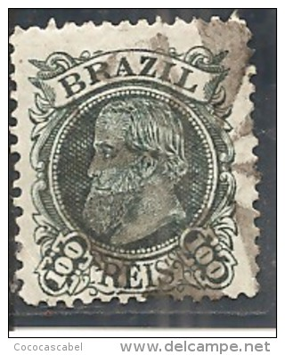 Brasil. Nº Yvert  54 (usado) (o) - Usados