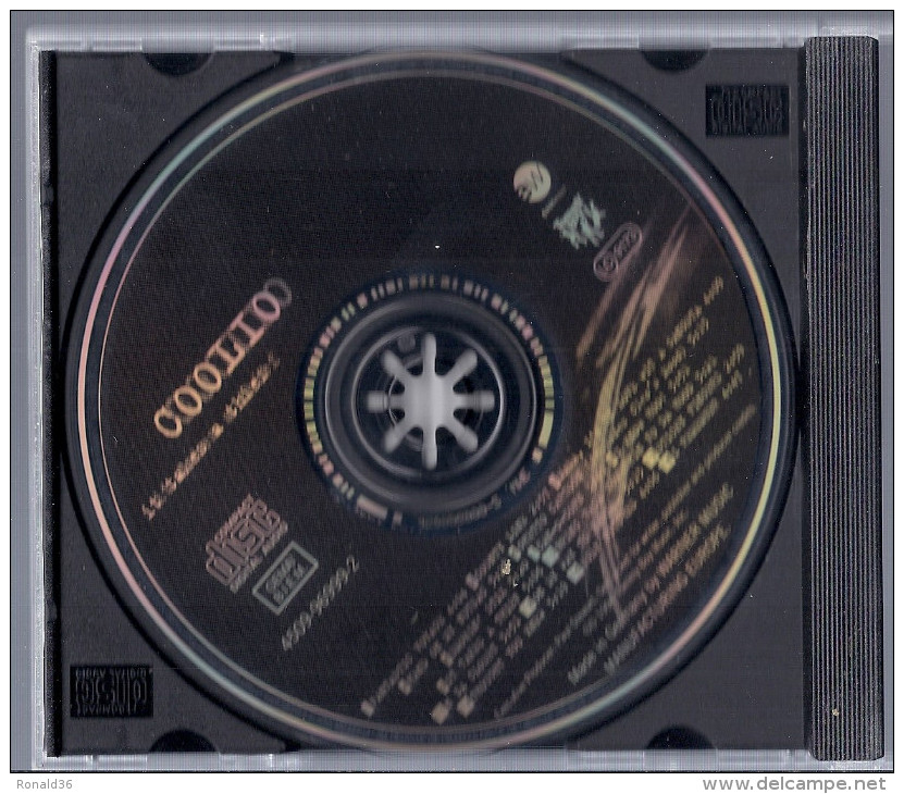 Disque CD COOLIO It Takes A Thief Fantastic Voyage County Line Mama J'm In Love Wit A Gangsta Hand On My Nutsac Ghetto C - Musik & Instrumente
