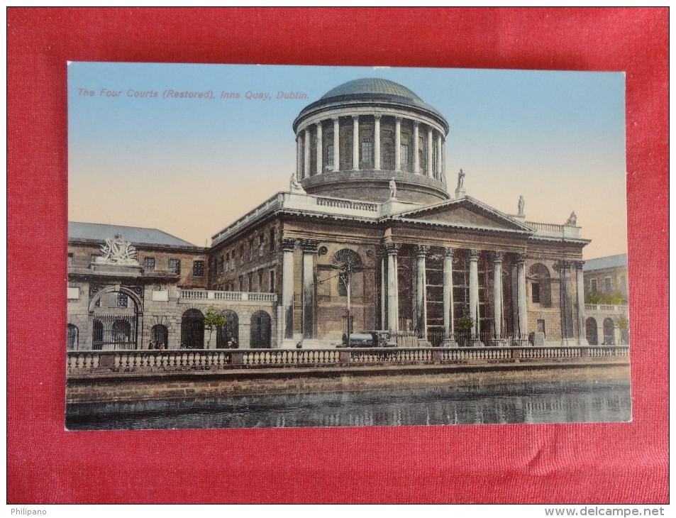 Ireland > Dublin  Four Courts  Inns Quay  Ref 1793 - Dublin