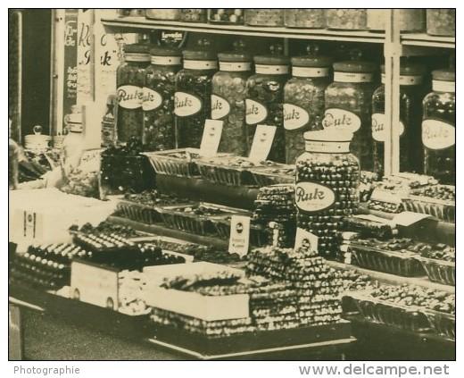 Leipzig Fair Lebensmittel Grocery Store Old Photo 1930 - Leipzig