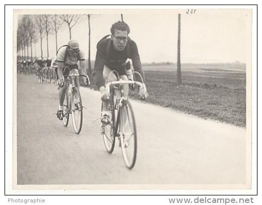 France Cycle Race GP De L'Humanité Old Photo 1947 - Cycling
