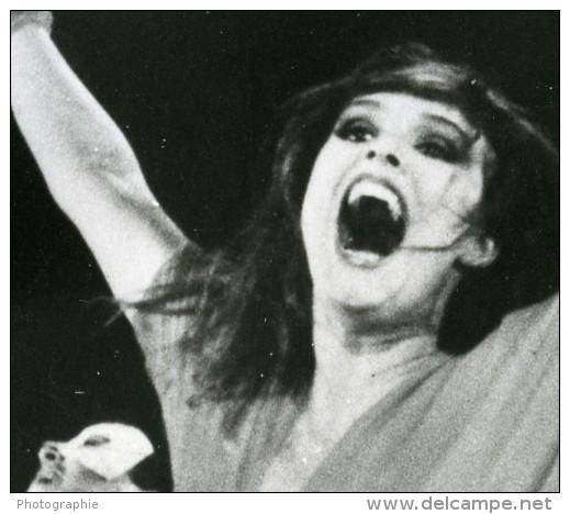 Bresil Brasilia Danse Louise Cardoso Dans Le Reve N Est Pas Fini Ancienne Photo Presse 1980 - Unclassified