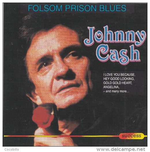 CD Album - Cash Johnny - 18 Golden Hits - Folsom Prison Blues - Country & Folk