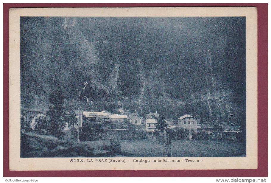 73 - 250415 - LA PRAZ - Captage De La Bissorte - Travaux - Autres Communes