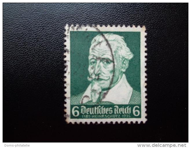 Allemagne 1935 N°532 Oblitéré - Oblitérés