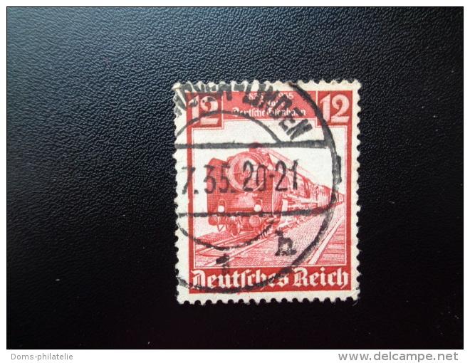 Allemagne 1935 N°540 Oblitéré - Allemagne