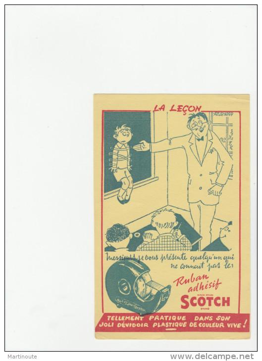 - BUVARD Ruban Adhésif SCOTCH - 059 - Papeterie