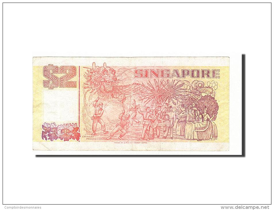 [#157837] Singapour, 2 Dollars Type 1990 - Singapour
