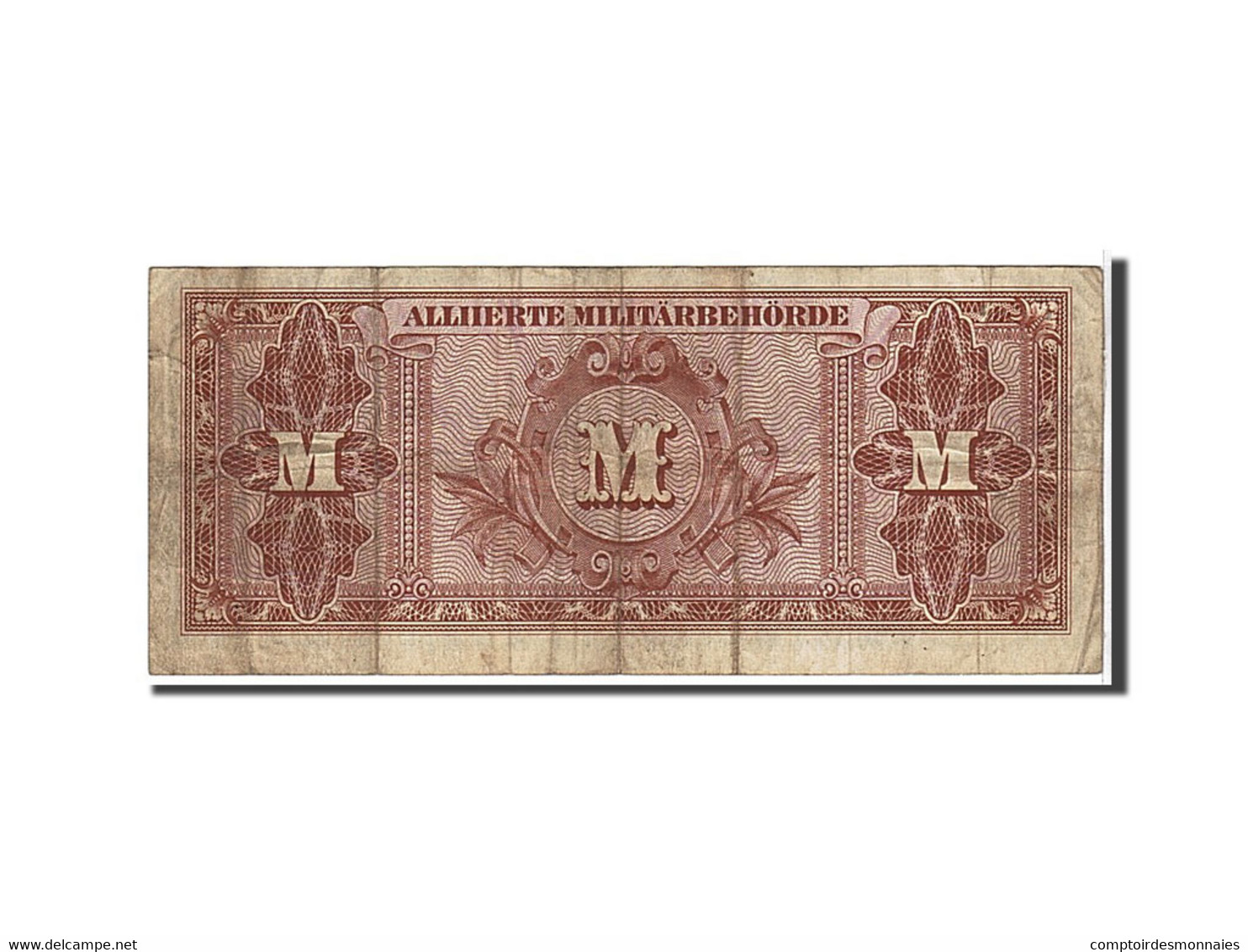 Allemagne, 20 Mark Type 1944 - [10] Emissions Militaires
