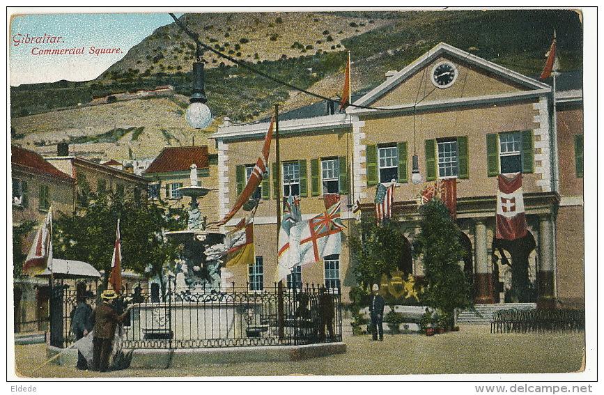 Gibraltar Commercial Square Edit A. Benzaquen Tanger - Gibraltar