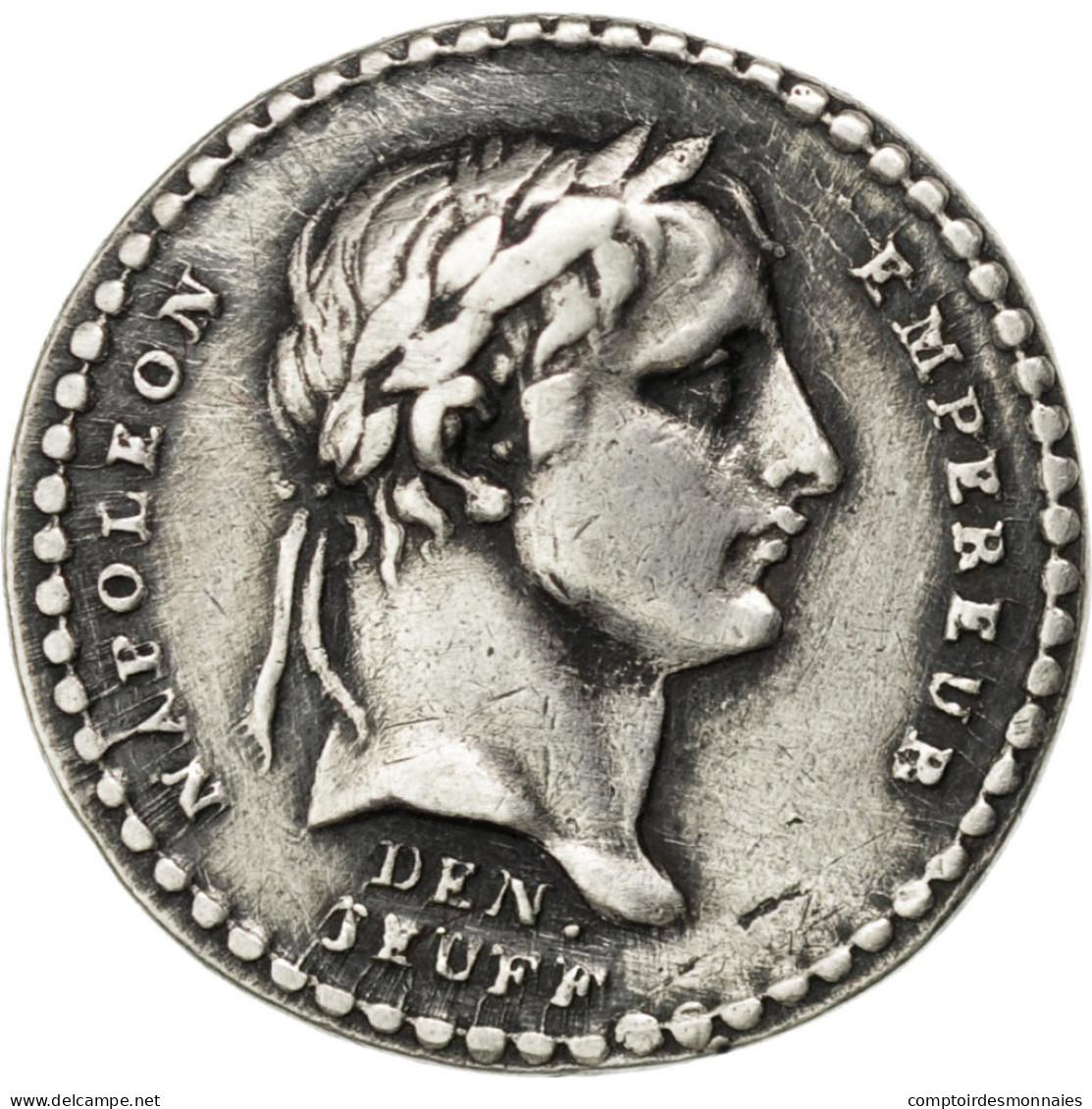 Napoléon Ier, Sacre De L'Empereur, Médaille - France
