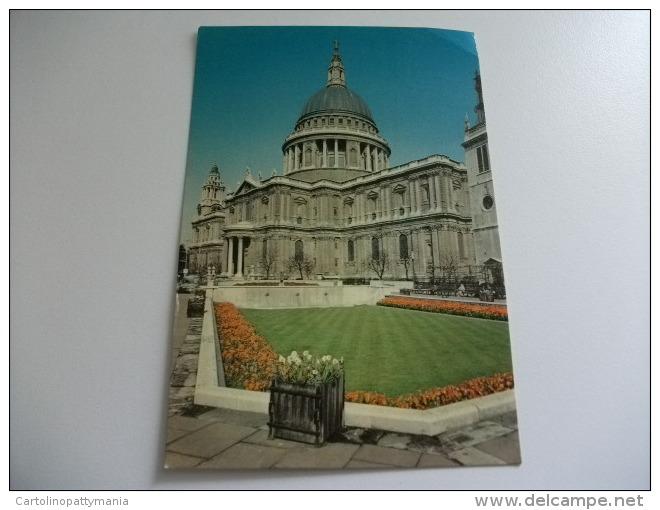 STORIA POSTALE FRANCOBOLLO COMMEMORATIVO Regno Unito London St Paul's Cathedral - St. Paul's Cathedral