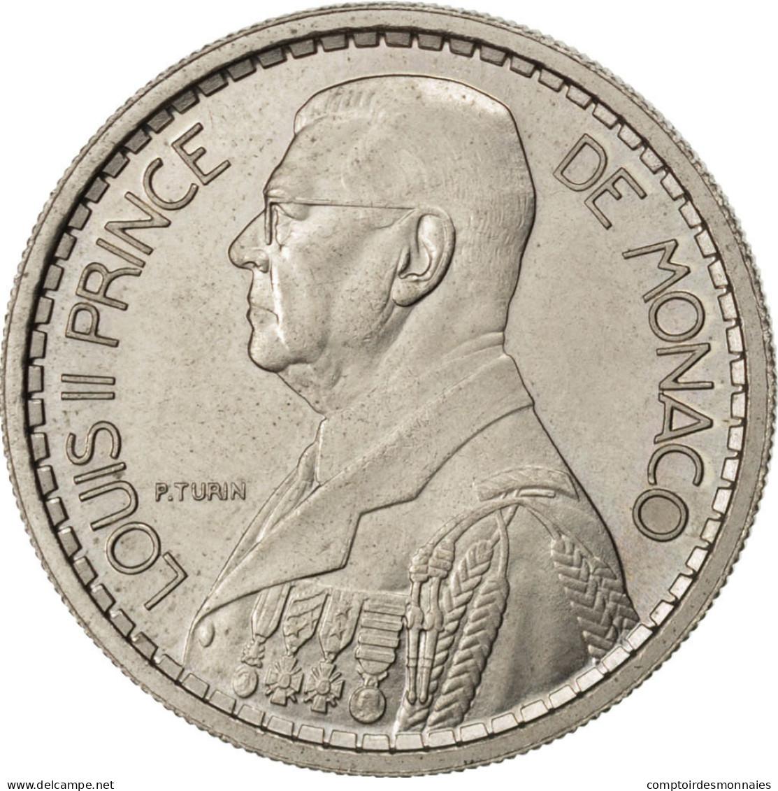 [#82876] Monaco, Louis II, 10 Francs 1945 Essai, KM E18 - Monaco