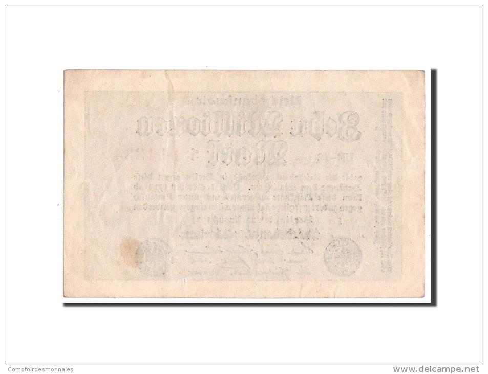 [#350654] Allemagne, 10 Millionen Mark Type 1923 Fifth, Pick 106a - [ 3] 1918-1933 : Weimar Republic