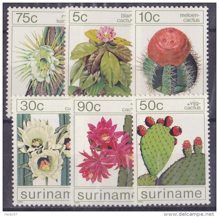 Swaziland N°982/987 -  Neufs ** - Superbe - Swaziland (1968-...)