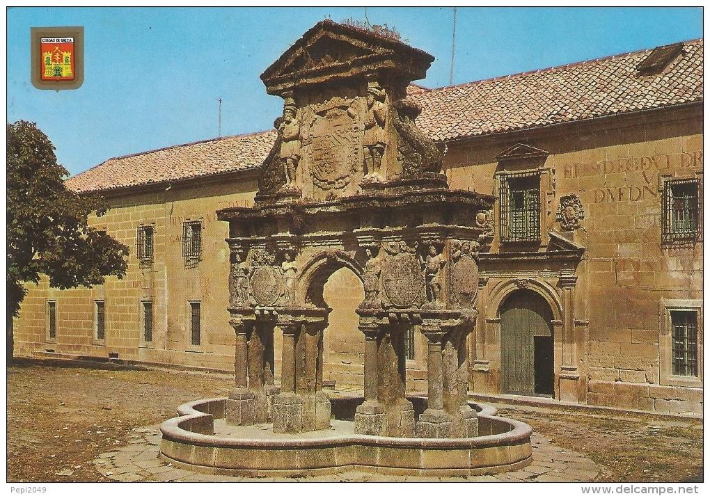 PP152 - POSTAL - BAEZA - JAEN - FUENTE DE SANTA MARIA - Jaén