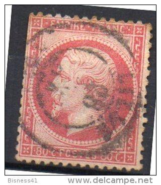 France  N° 24 Oblitérés   Départ à  9,00 Euros !! - 1862 Napoleon III