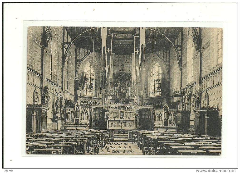 Huy Intérieur De L'Eglise Notre Dame De La Sarte - Huy