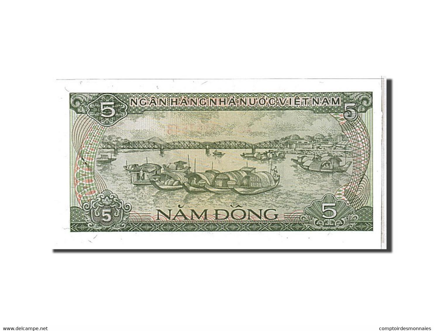Viêt-Nam, 5 Dông Type 1985 - Vietnam