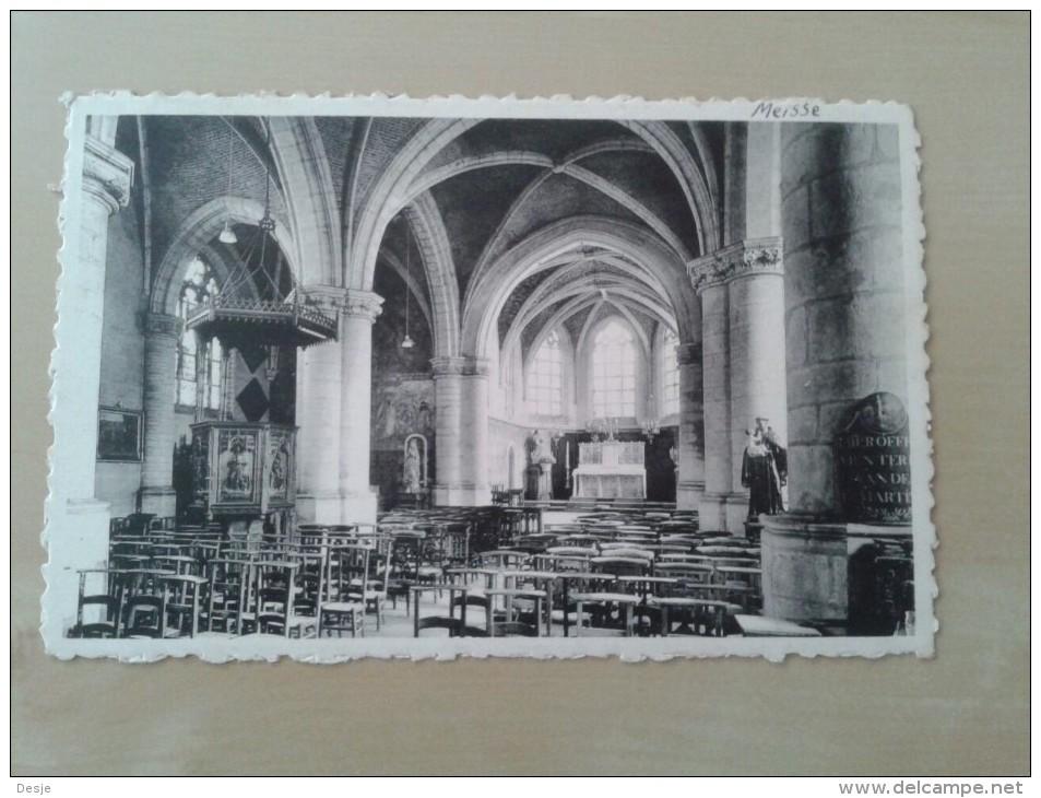 Meise Binnenzicht Kerk - Meise