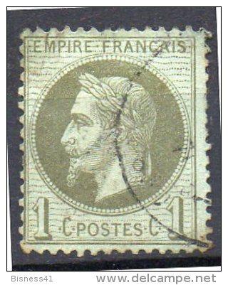 France  N° 25  Oblitéré  Départ à  4,00 Euros !! - 1863-1870 Napoleon III With Laurels