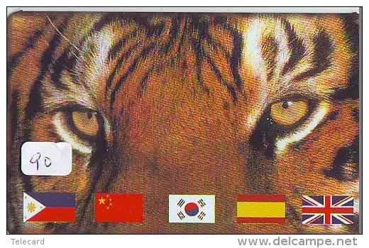 Télécarte * PREPAID  * CHINA  (90) Telefonkarte Phonecard * - Chine