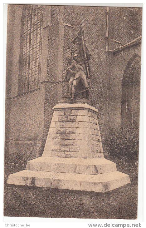 Mol, Moll, Standbeeld Van Den Boerenkrijg (pk17592) - Mol