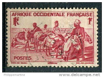 A.O.F. 1947 - YT 30 (o) - Usati