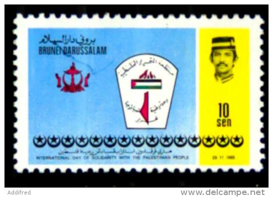 Brunei Scott N°327. Neuf** - Brunei (1984-...)