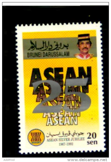 Brunei Scott N°443. Neuf** - Brunei (1984-...)
