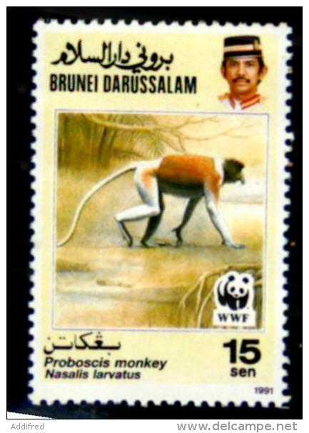 Brunei Scott N°424... Neuf** - Brunei (1984-...)