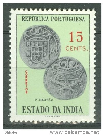 PORTUGAL - COLONIAS - INDIA 1959: YT 536 / Af. 507, ** MNH - FREE SHIPPING ABOVE 10 EURO - Portuguese India