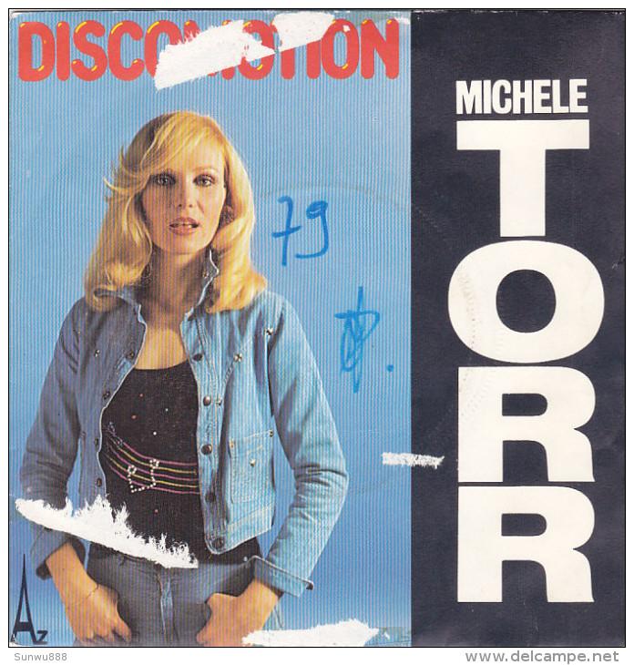 Michèle Torr - DIscomotion - La Déchirance (45 Tours) - Vinyles
