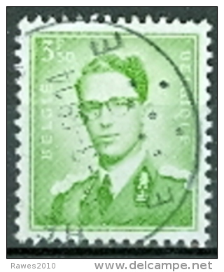 Belgien 3,50 F. + 6 F. Gest. König Baudouin - Belgium