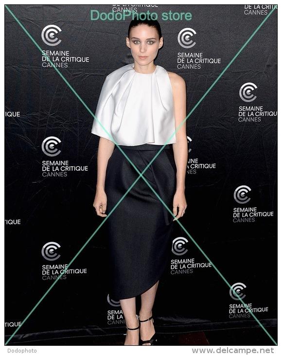Rooney Mara - 0072 - Glossy Photo 8 X 10 Inches - Célébrités