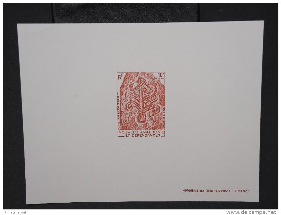 NOUVELLE CALEDONIE - Epreuvre - Superbe - Lot N° 6262 - Sin Dentar, Pruebas De Impresión Y Variedades