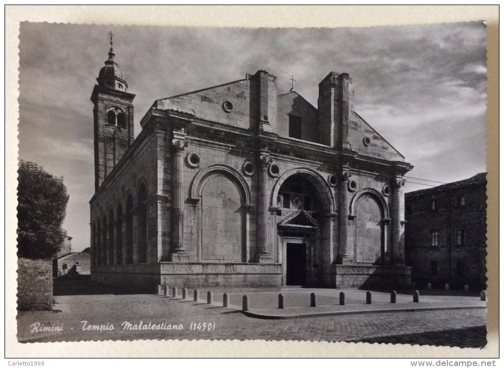 Rimini Tempio Malatesiano - Rimini