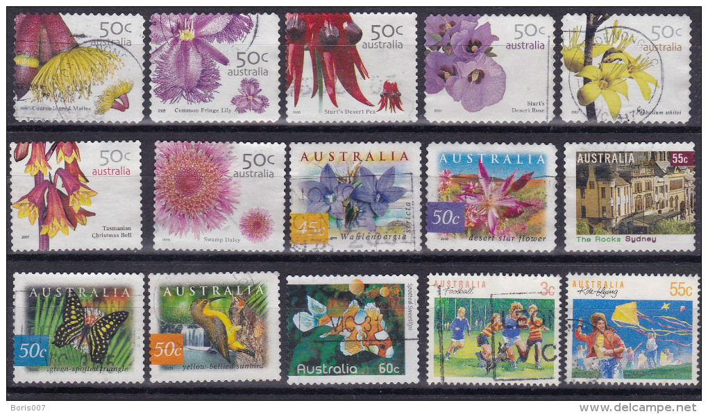 Australia Various #3 - Collections