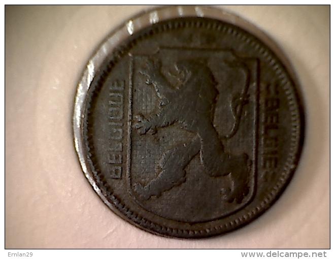 Belgique 1 Franc 1941 FR - 1934-1945: Leopold III