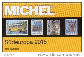 Europa Band 3 MICHEL Südeuropa-Katalog 2015 Neu 66€ Italy Fium Jugoslawia Kosovo Kroatia Malta San Marino Triest Vatikan - German